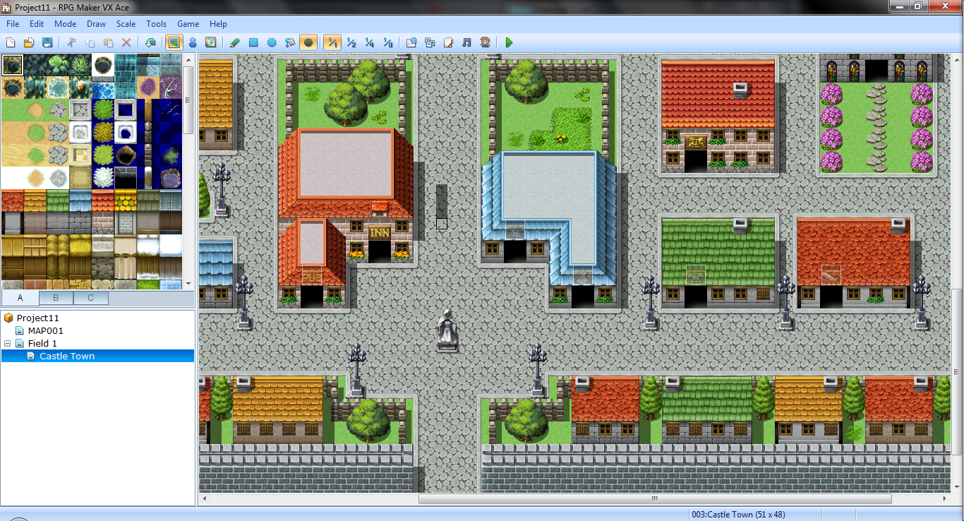 RPG Maker VX Ace Screenshot