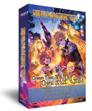 RPG Maker VX Ace In A Box
