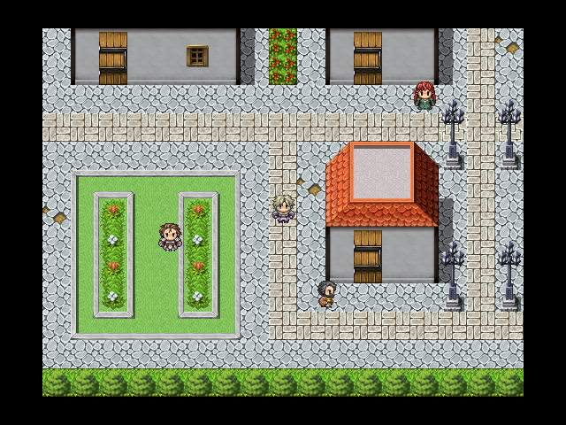 RPG Maker VX Ace Modern Day Tileset